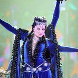 Inga y Anush, representante de Armenia en Eurovisión 2009