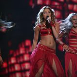 Hadise en Eurovisión
