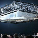 Le cirque du soleil en Eurovisión