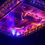 Le cirque du soleil en Moscú