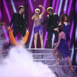 Soraya Arnelas, representante de España en el Festival de Eurovisión 2009