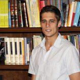 Martín Rivas es el joven Marcos en la serie 'El Internado'
