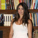 Elena Furiase posa en la presentación de la quinta temporada de 'El internado'