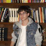 Daniel Retuerta en la 5ªtemp de 'El internado'