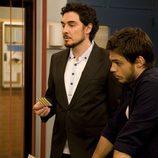 Bart Santana y José Manuel Seda en 'FoQ'