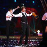 Alexander Rybak vuelve a cantar después de ganar Eurovisión 2009