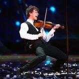 """Alexander Rybak interpreta """"Fairytale"""" en Eurovisión 2009"""