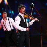 Alexander Rybak, vence en Eurovisión 2009