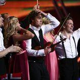"""Noruega vence en Eurovisión 2009 con el """"Fairytale"""" de Alexander Rybak"""