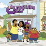 Poster 'El show de Cleveland'