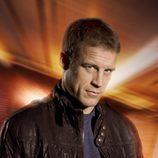 Mark Valley serña Christopher Chance en la serie 'Human Target'