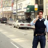 Joseph Fiennes es Mark Benford en 'Flash Forward' en la serie de ABC