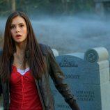 Nina Dobrev es Elena en 'The Vampire Diaries'