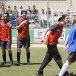 Partido de fútbol en 'FoQ'