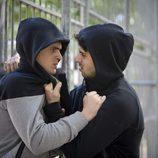 Julio y Rodri se pelean en 'Física o Química'