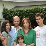 Familia de 'Hay alguien ahí'