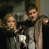 David Boreanaz es Booth en 'Bones'
