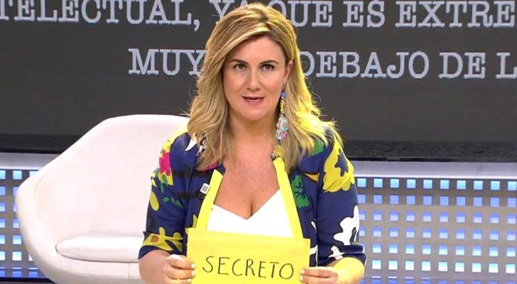 Carlota Corredera dans 'Save me'