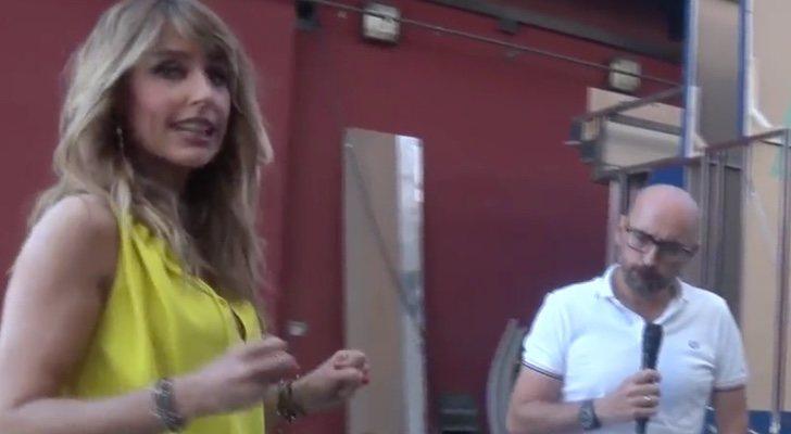 Emma García s'entretient avec Diego Arrabal après son retour à «Viva la vida»