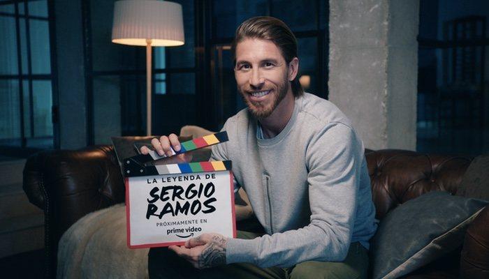 Sergio Ramos aura un nouveau documentaire sur Amazon