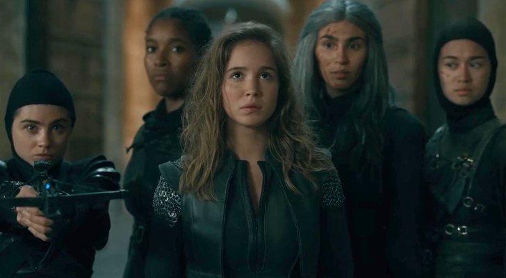Alba Baptista à l'avant-garde du casting de 'The Warrior Nun'