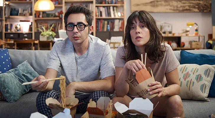 Berto Romero et Eva Ugarte dans 'Regardez ce que vous avez fait'