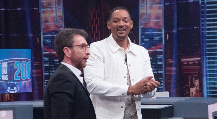 Pablo Motos et Will Smith célèbrent les 2 000 programmes de «El hormiguero»