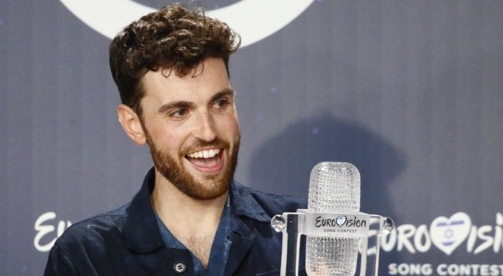 Duncan Laurence, vainqueur de l'Eurovision 2019