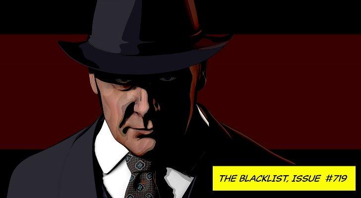 La version animée de Raymond Reddington