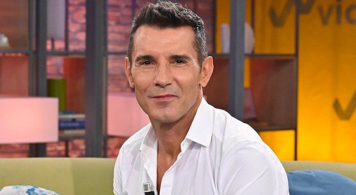 Jesús Vázquez, présentateur de «MYHYV»