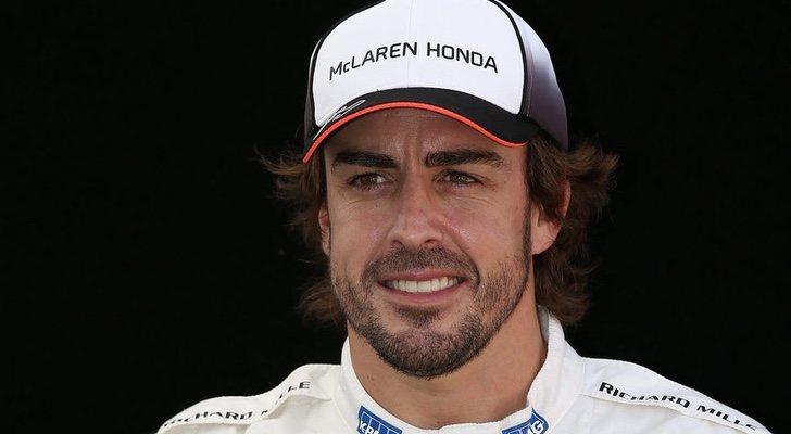 Fernando Alonso revient en Formule 1