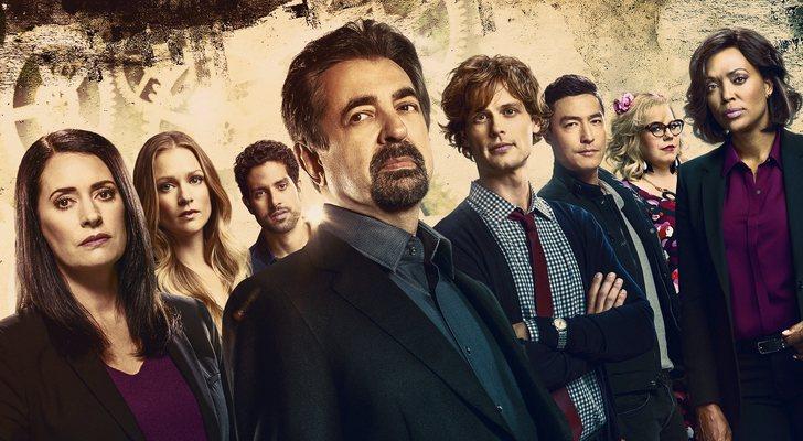 Affiche de la dernière saison de 'Criminal Minds'