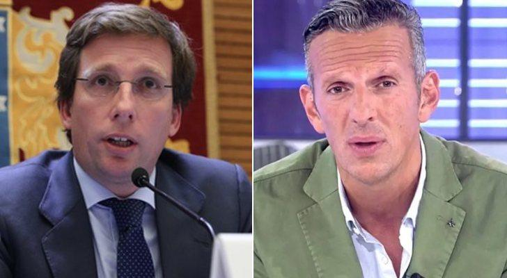 José Luis Martínez Almeida et Joaquín Prat