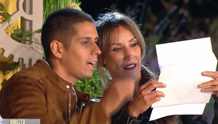 Fani Carbajo et Christofer Guzmán, dans «La casa fuerte»