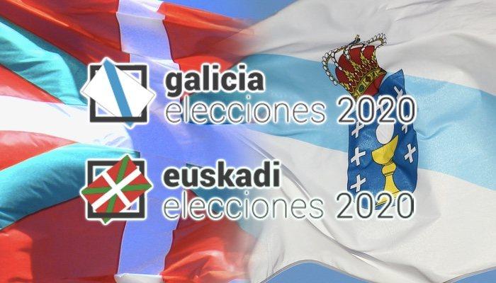 Les Basques et les Galiciens élisent un nouveau gouvernement ce 12-J