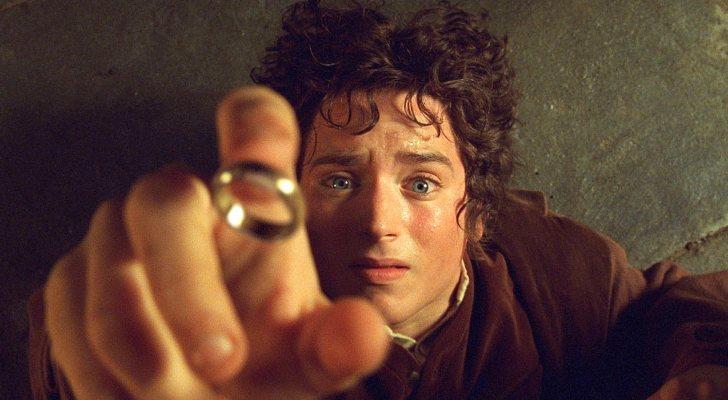 Elijah Wood en tant que Frodo Baggins