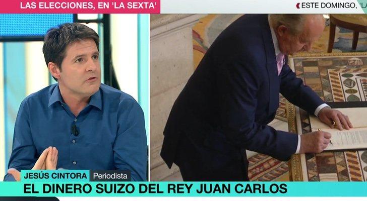 Jesús Cintora, dans «Mieux vaut tard»