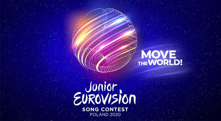 Logo Eurovision Junior 2020