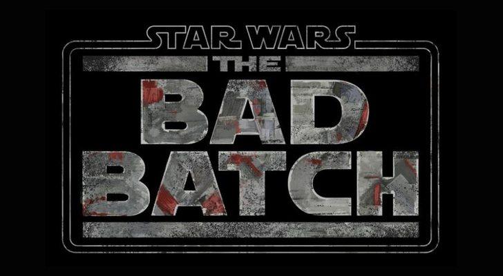 Logo «Star Wars: The Bad Batch»