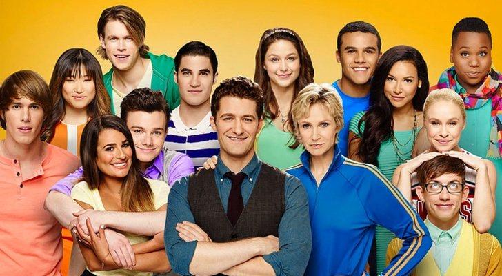 Distribution de 'Glee'
