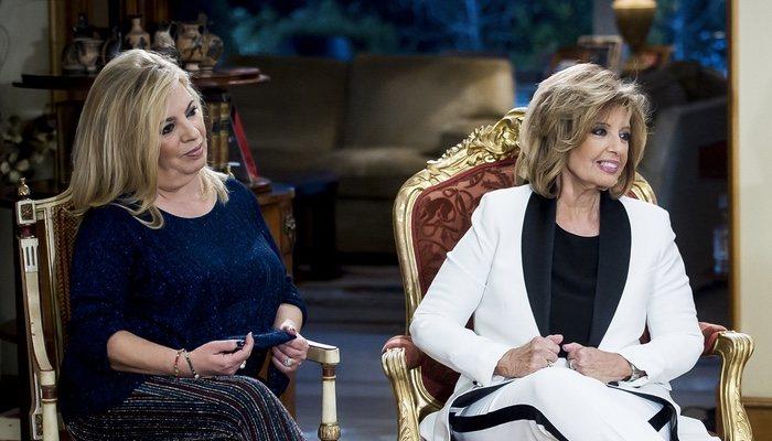 Carmen Borrego et María Teresa Campos seront ensemble dans «Veneno»
