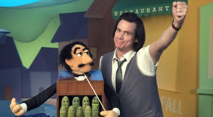 Jim Carrey dans 'Kidding'