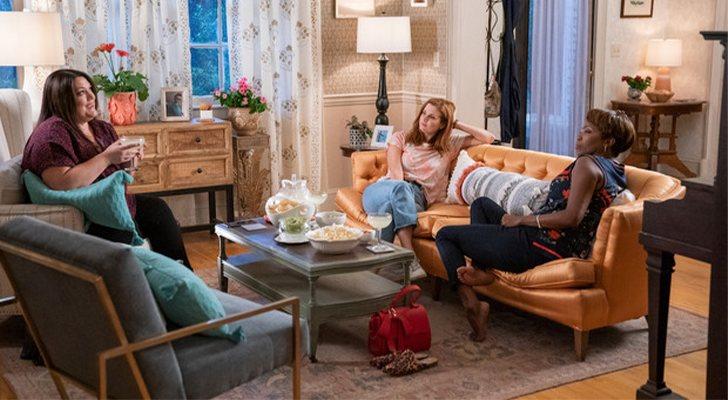 Brooke Elliott, JoAnna García et Heather Headley dans 'Sweet Magnolias'