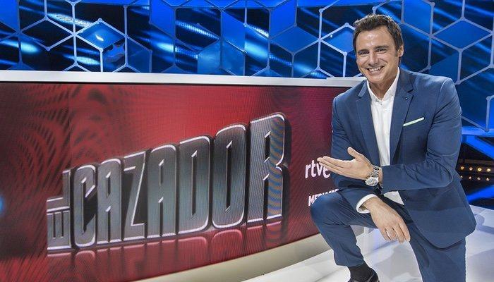 Ion Aramendi, présentateur de «The Hunter»