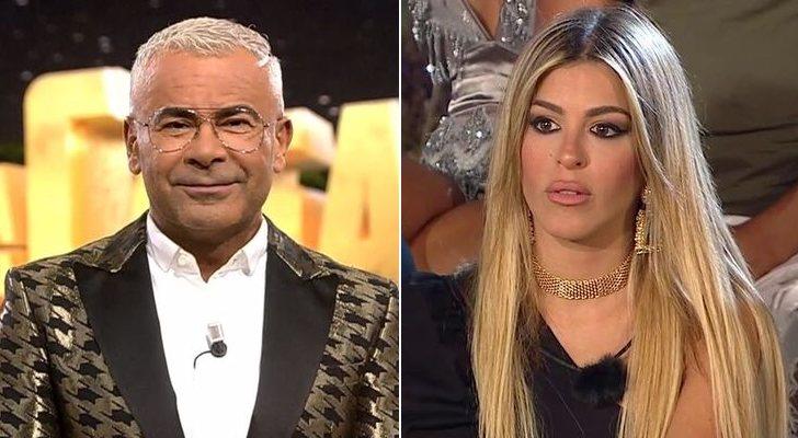 Jorge Javier Vázquez contre Oriana Marzoli dans 'La casa fuerte'