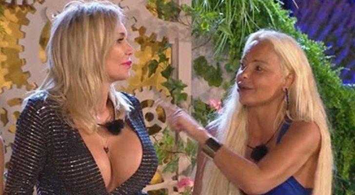 Yola Berrocal dans 'La Casa Fuerte'