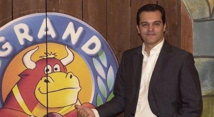 Ramón García, présentateur du «Grand Prix»