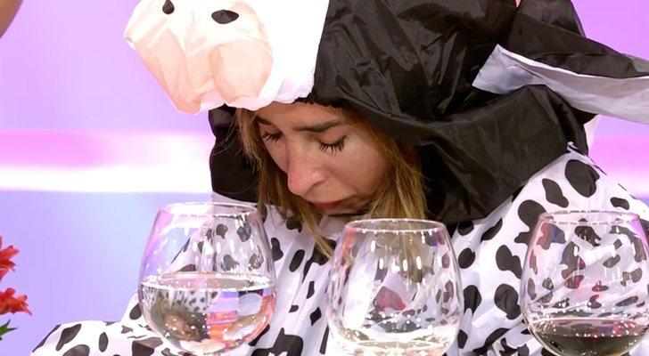 María Patiño dans 'The Last Supper'