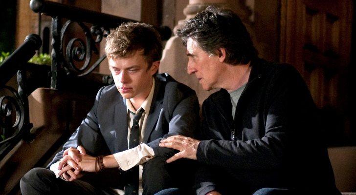 Dane DeHaan et Gabriel Byrne dans 'En thérapie'