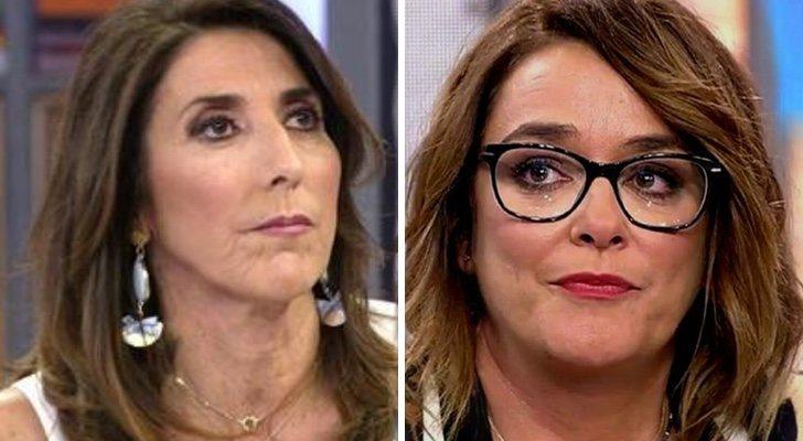 Paz Padilla et Toñi Moreno